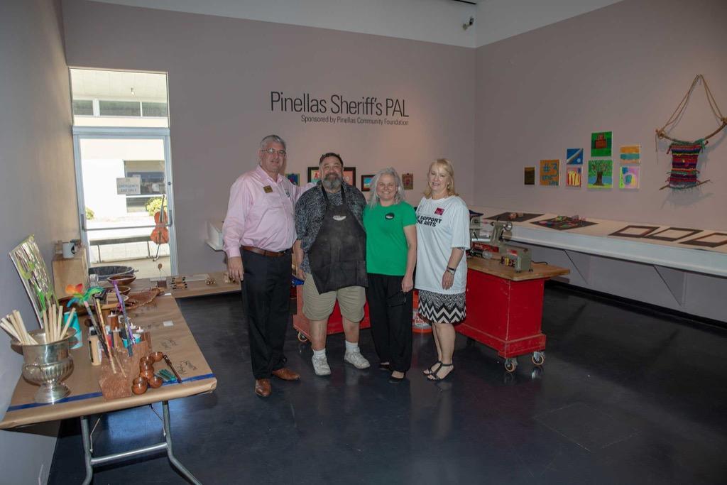 Pinellas PAL volunteers
