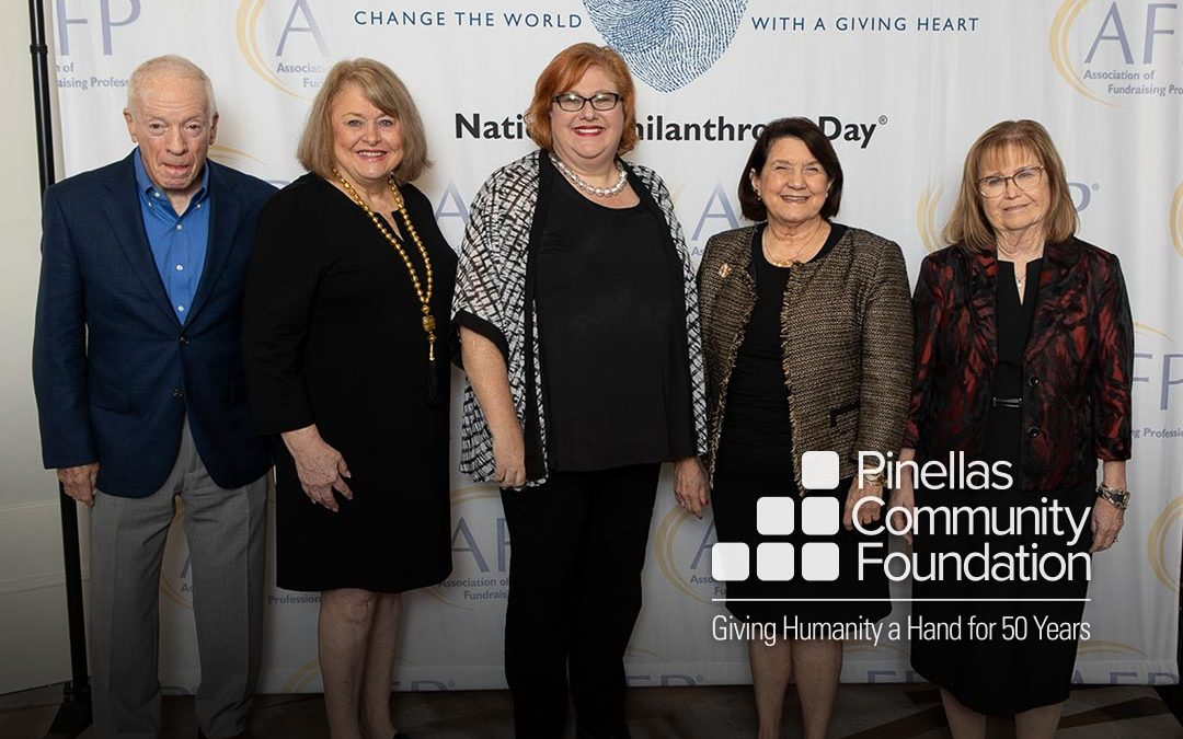 Sandra Diamond Receives Spirit of Philanthropy Award
