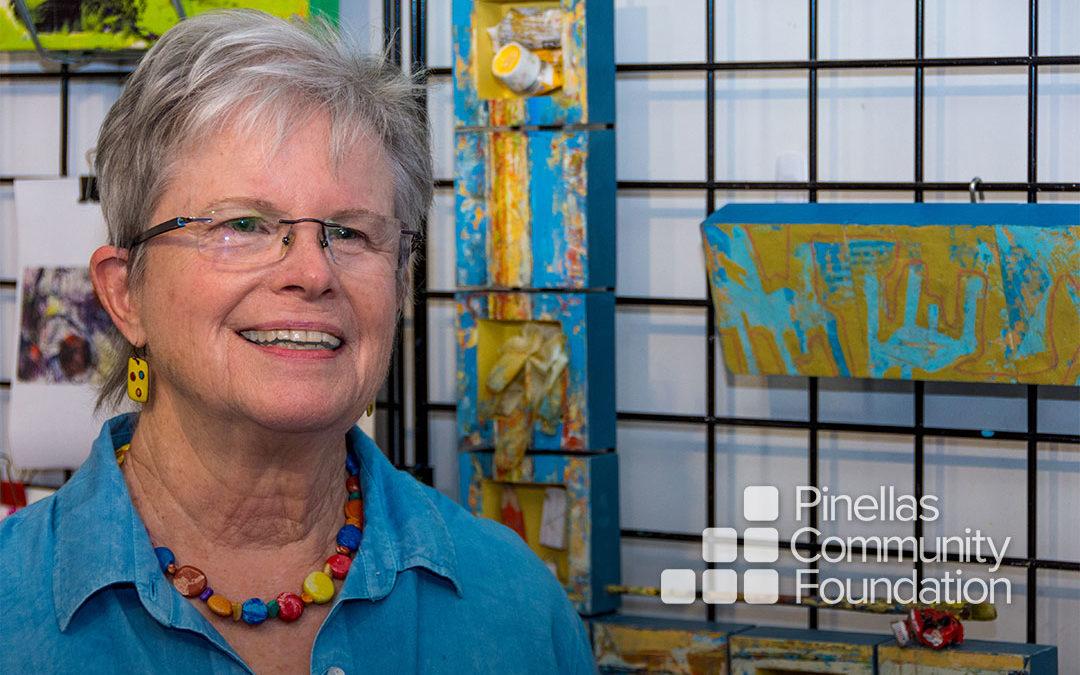 Lynn Pierson, Artist in Residence
