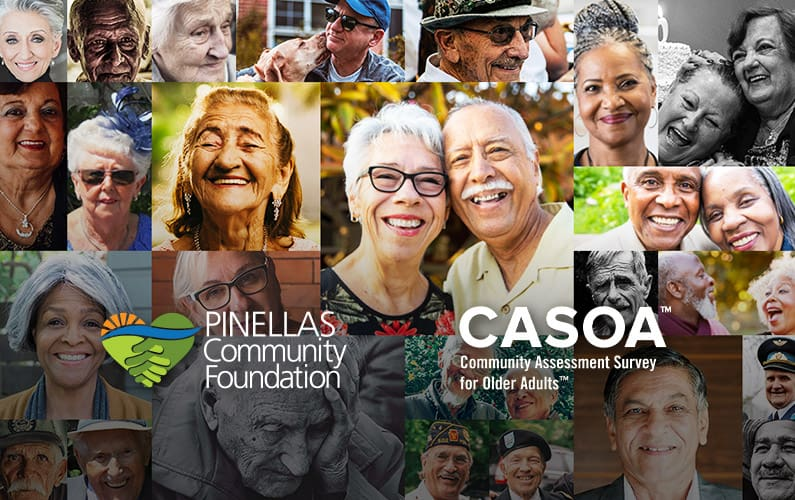 CASOA survey of older adults in St. Petersburg, Florida.