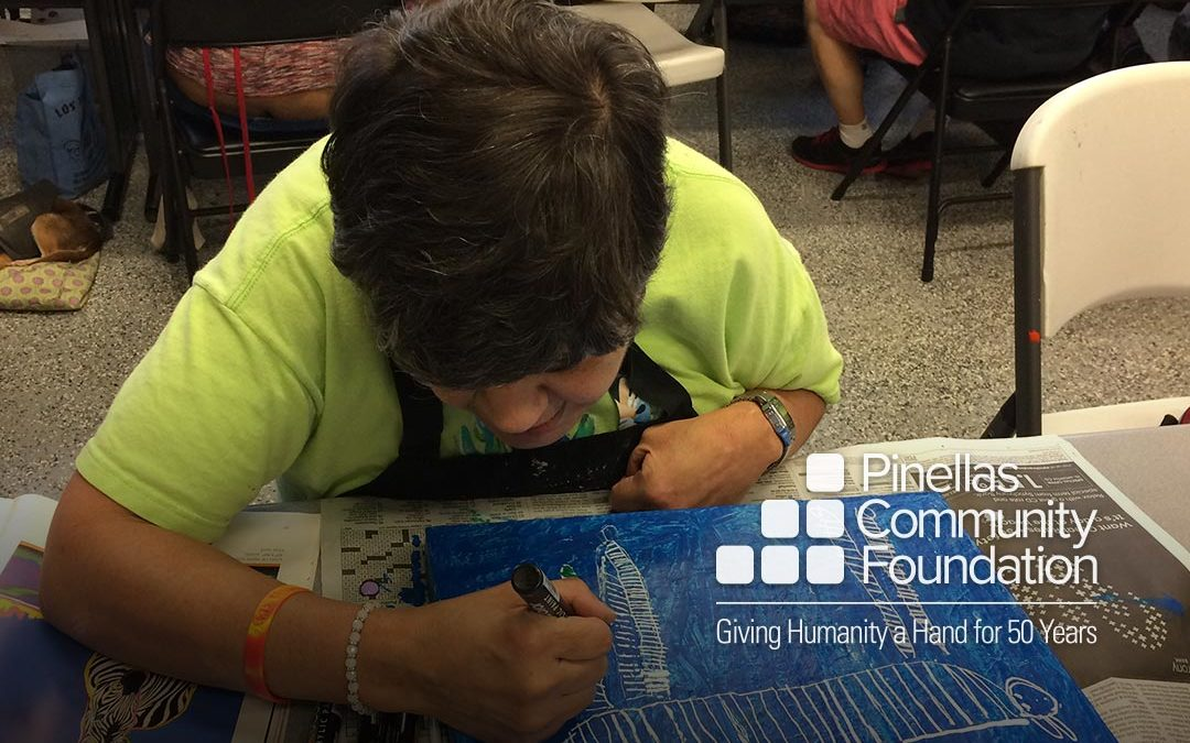 Community Project Explores How It Feels to Age Through Art